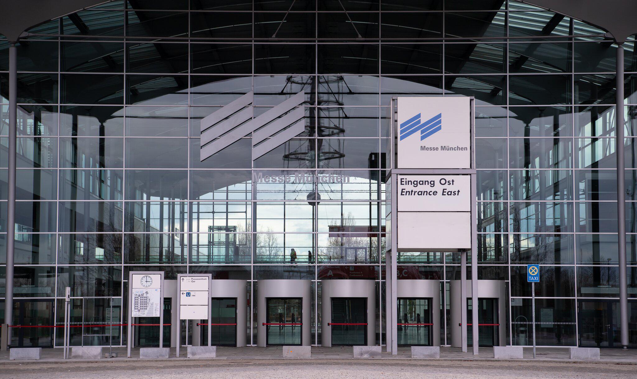 Bild zu Munich Trade Fair Centre