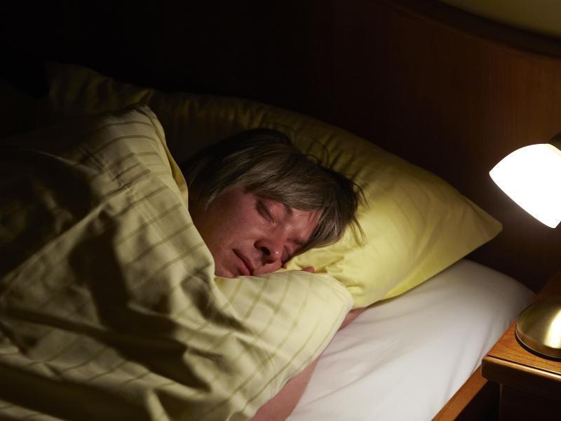 Bild zu Schlafstörung