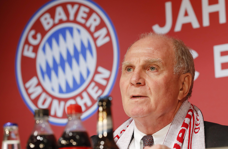 Bild zu Uli Hoeness, Philipp Lahm, FC Bayern München
