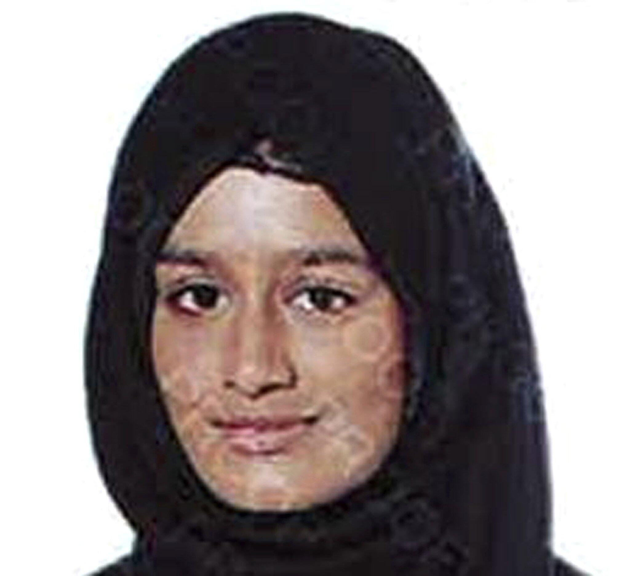 Bild zu IS-Frau kehrt nach Grossbritannien zurück