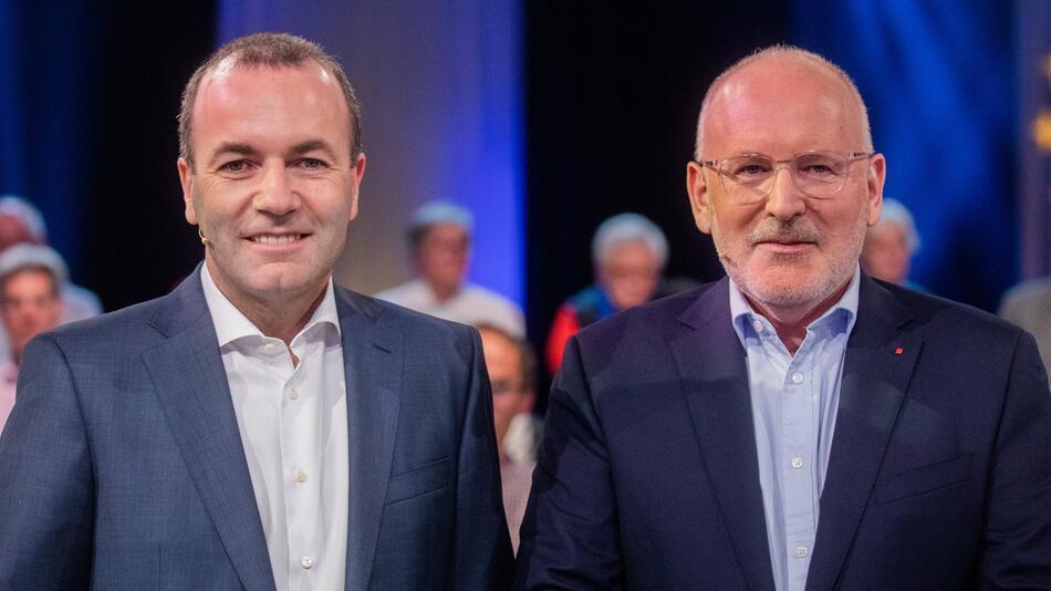 Wahlarena zur Europawahl