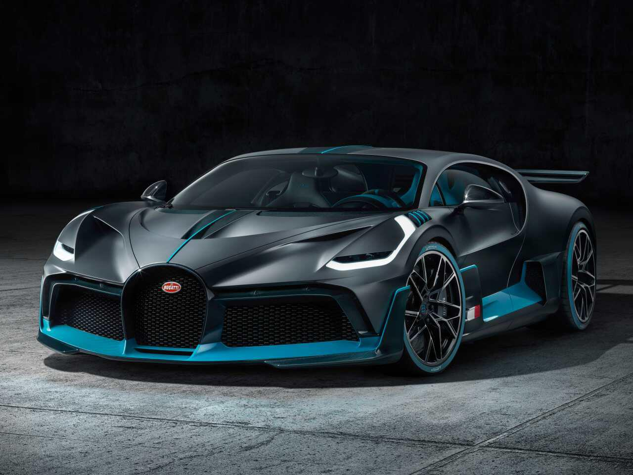 Bild zu Bugatti Divo