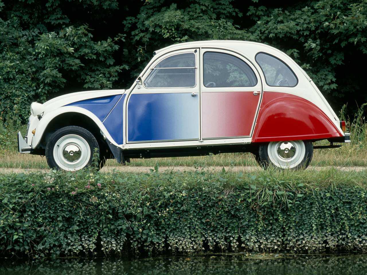 "Bild zu Citroën 2CV ""Cocorico"""