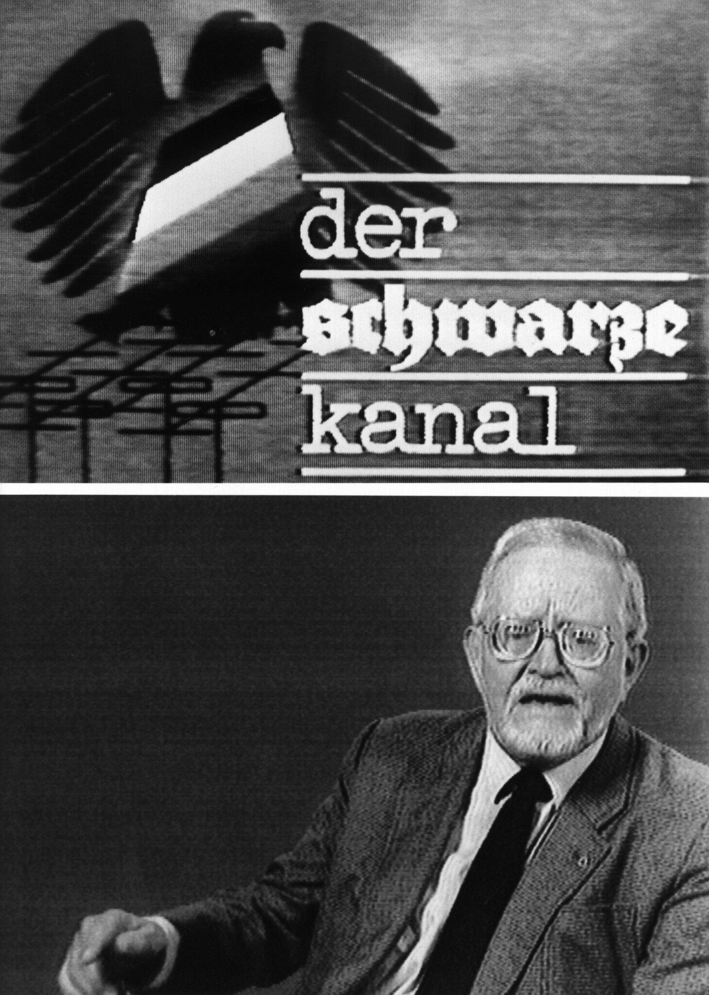 """Bild zu 30. Jahrestag letzte Ausgabe des DDR-Magazin «Der Schwarze Kanal"""""""