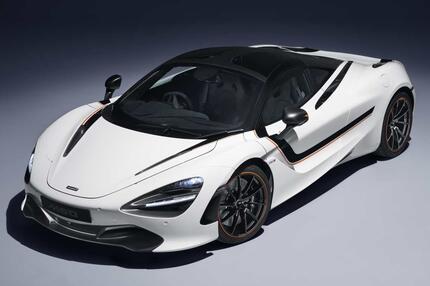 McLaren MSO 720S Track Theme