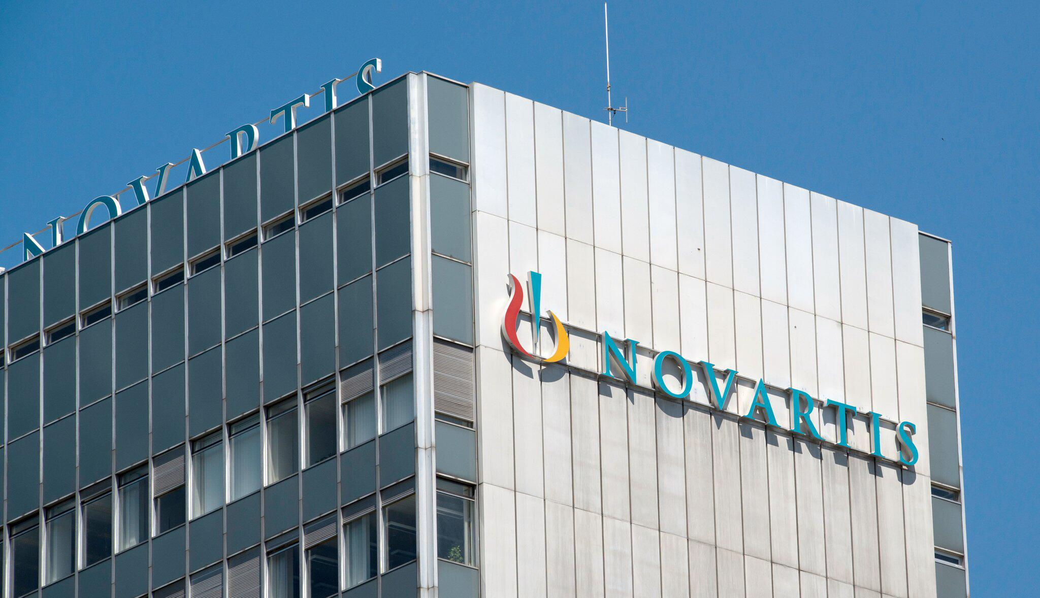 Bild zu Novartis