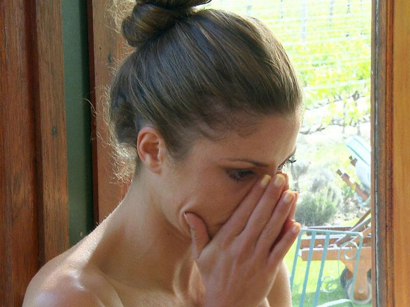 Bild zu Alissa weint zum ersten Mal