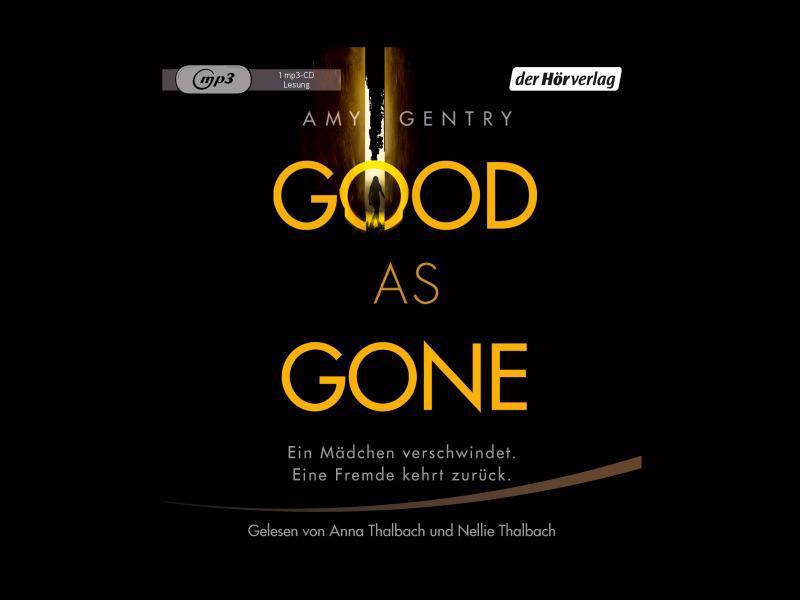 Bild zu «Good as Gone»