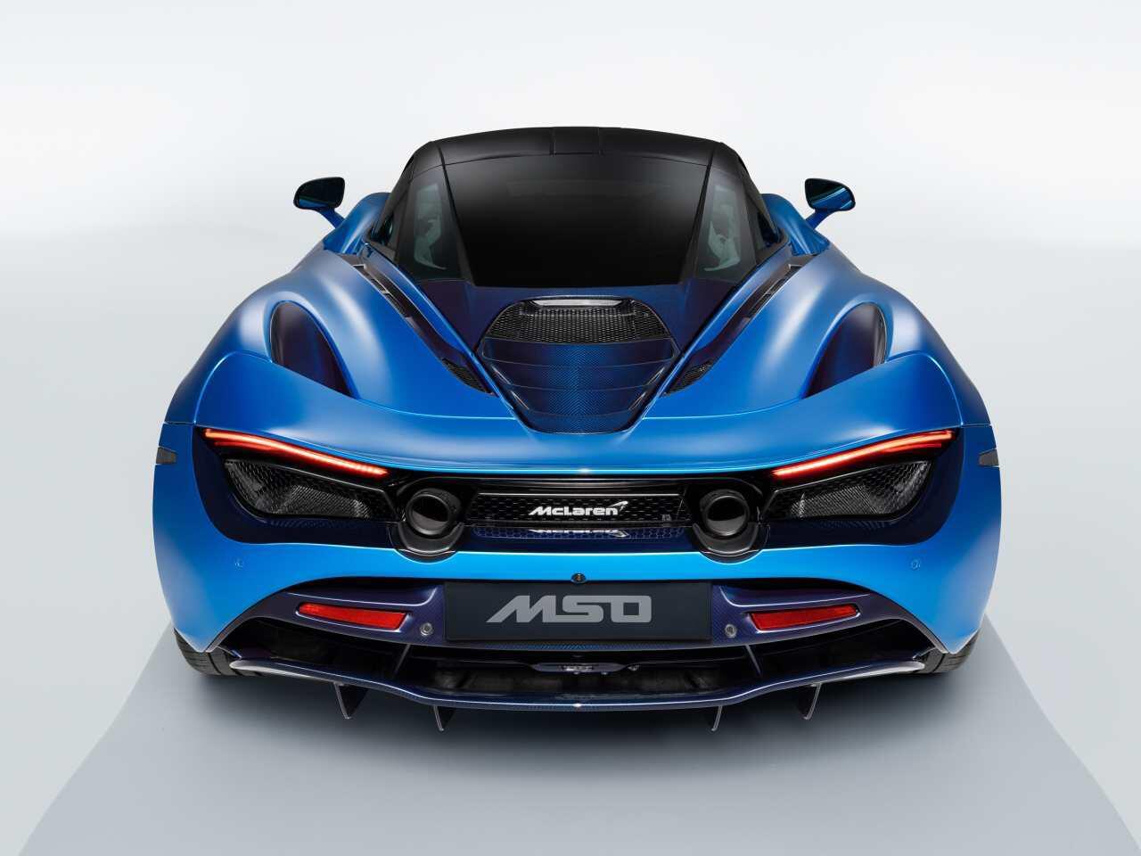 Bild zu McLaren MSO 720S Pacific Theme