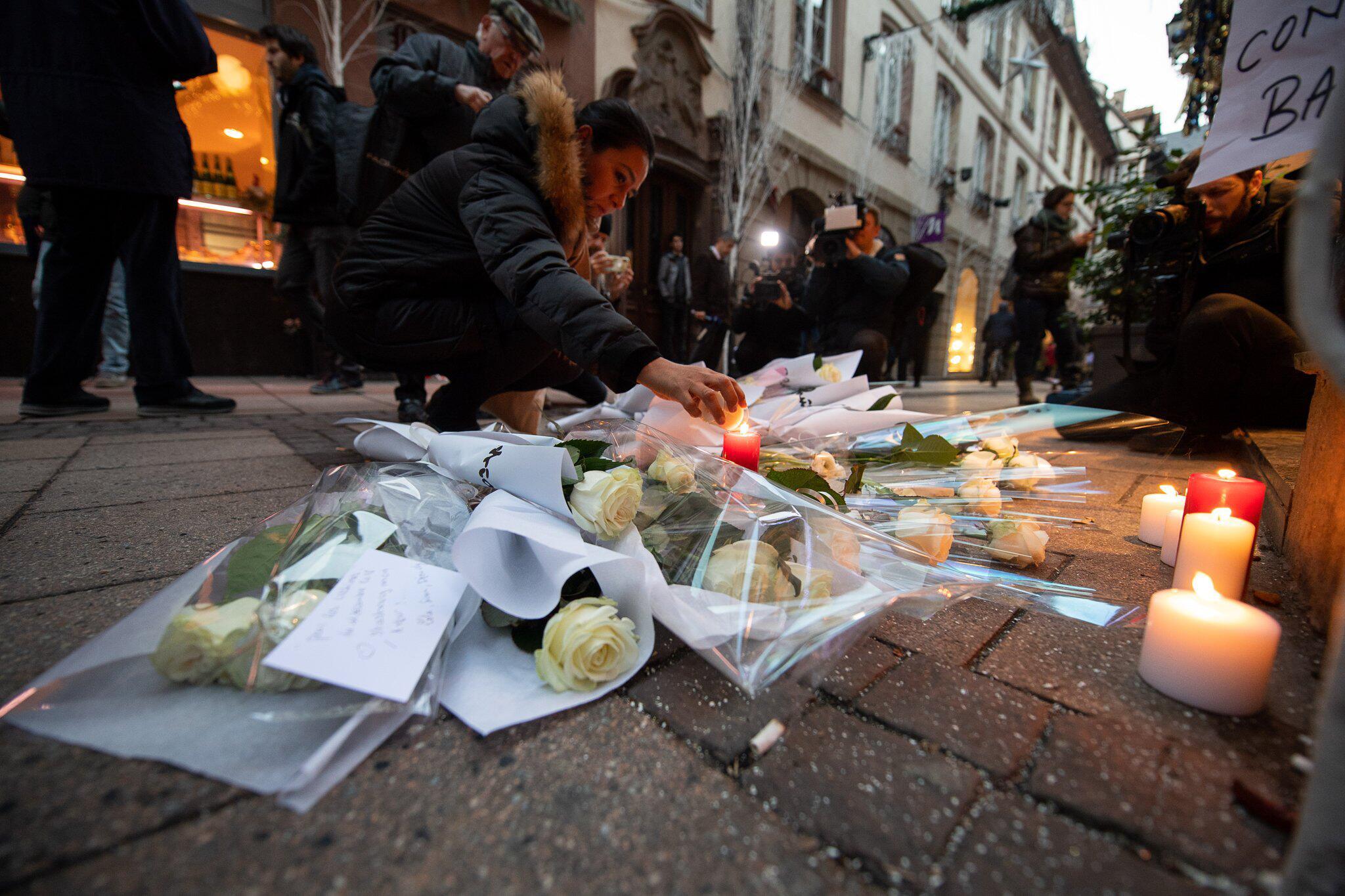 Bild zu After the attack in Strasbourg