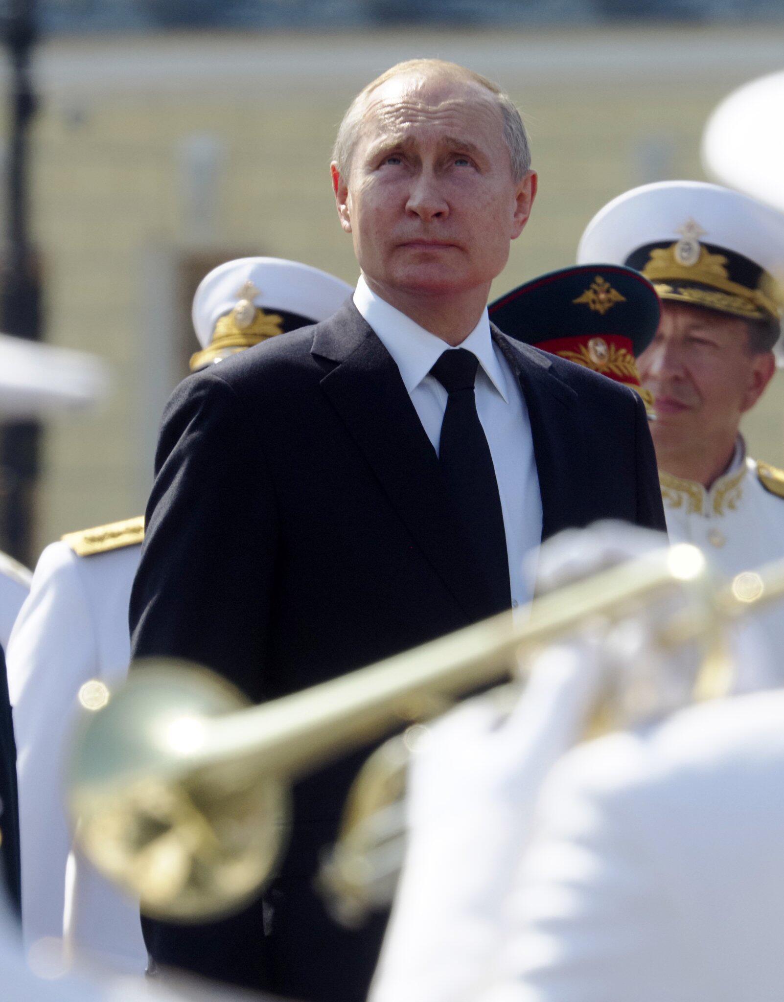 Bild zu Tag der Marine in Russland