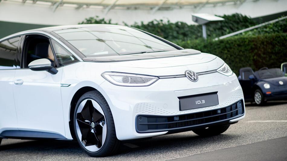 VW entwickelt elektrischen Kleinwagen