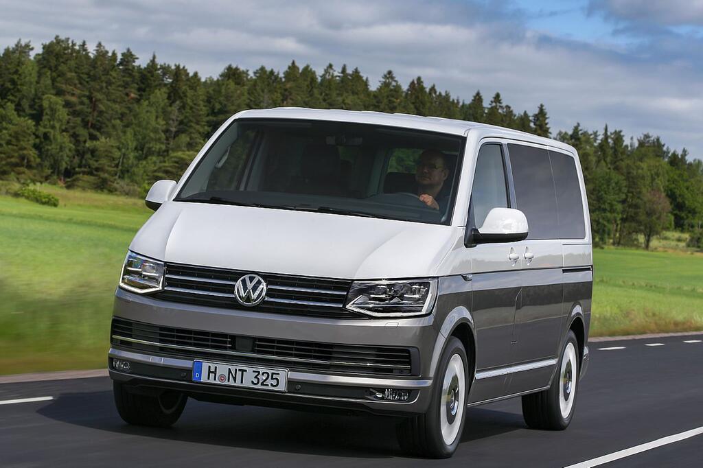 VW T6: Mangelhafter Diesel-Bus ist ab Februar 2018 wieder erhältlich ...