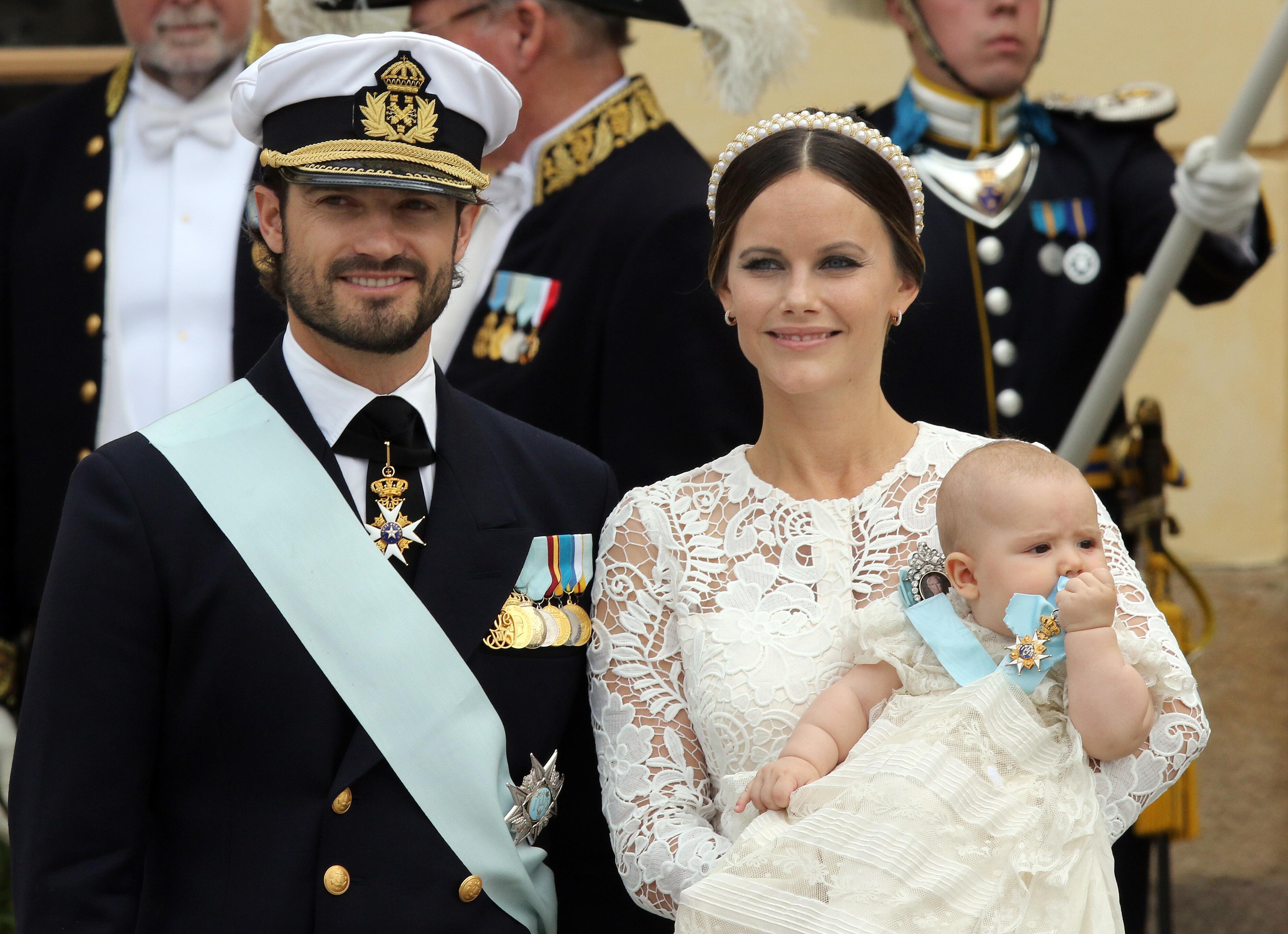 Bild zu Prinz Alexander von Schweden