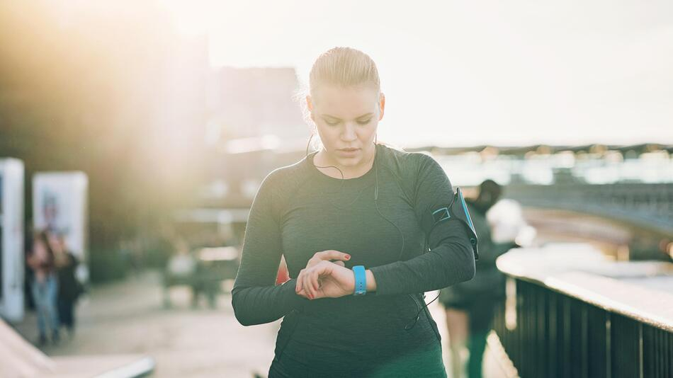 Fitnesswatch, Sportwatch, Fitness, Tracking, Sport, Workout