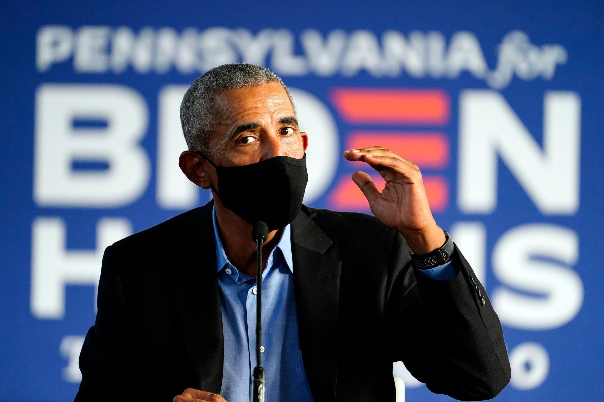 Bild zu Wahlkampf in den USA - Obama