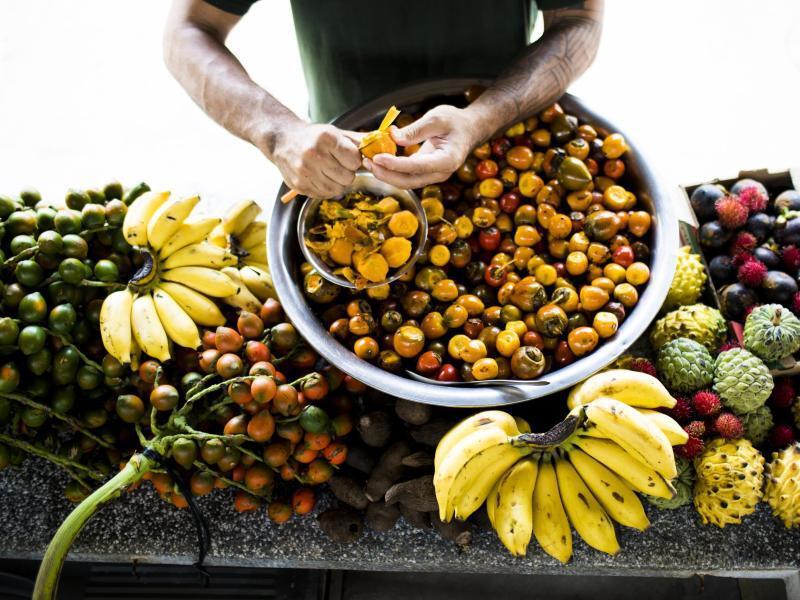 Bild zu Exotische Früchte