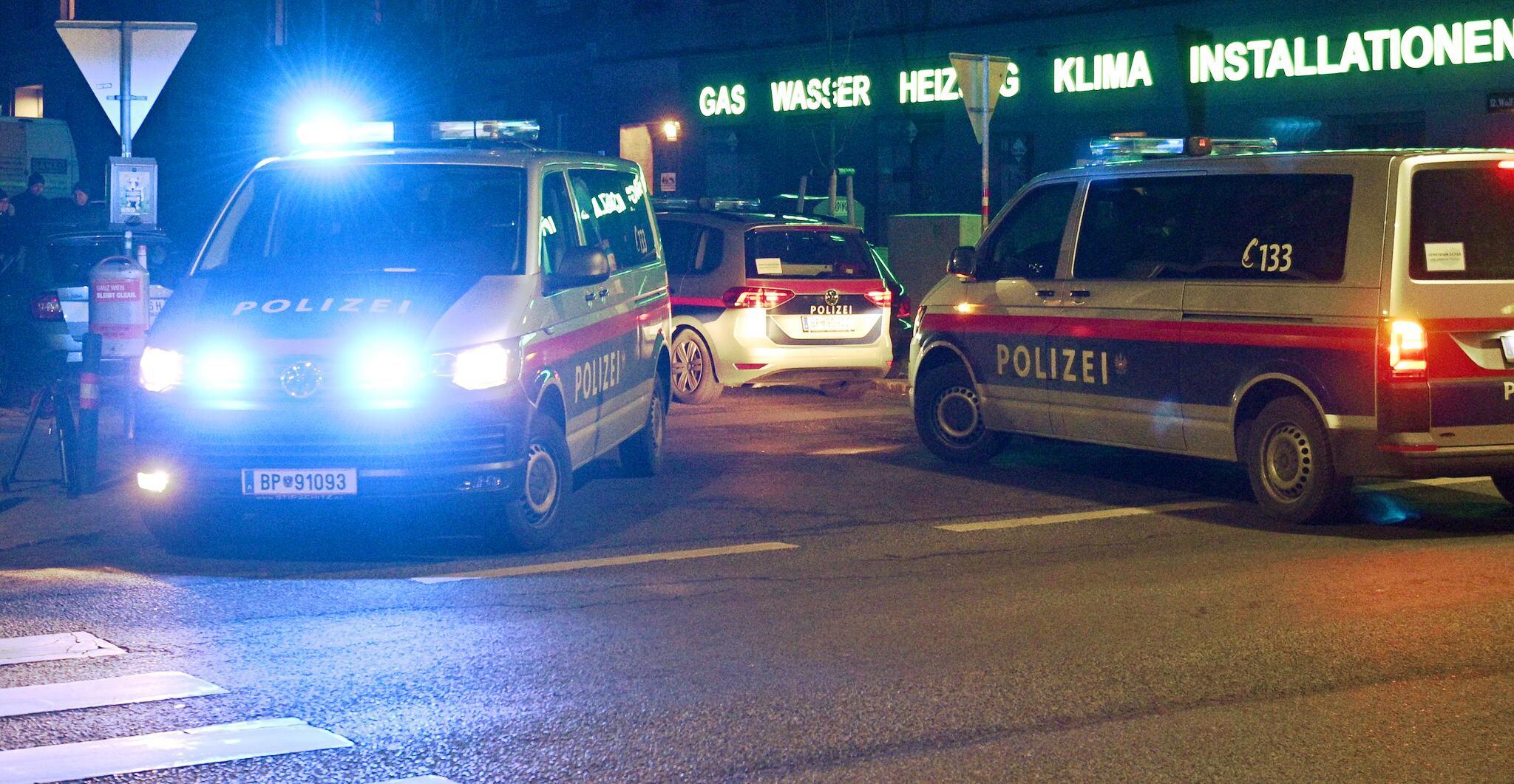 Bild zu Schüsse in Wien
