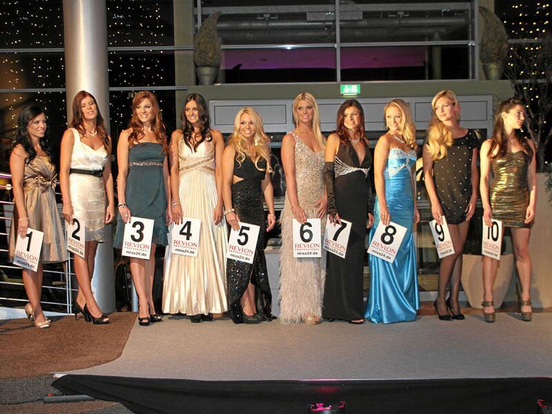 Bild zu Miss Internet Finalshow
