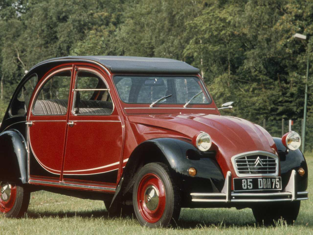 "Bild zu Citroën 2CV ""Charleston"""