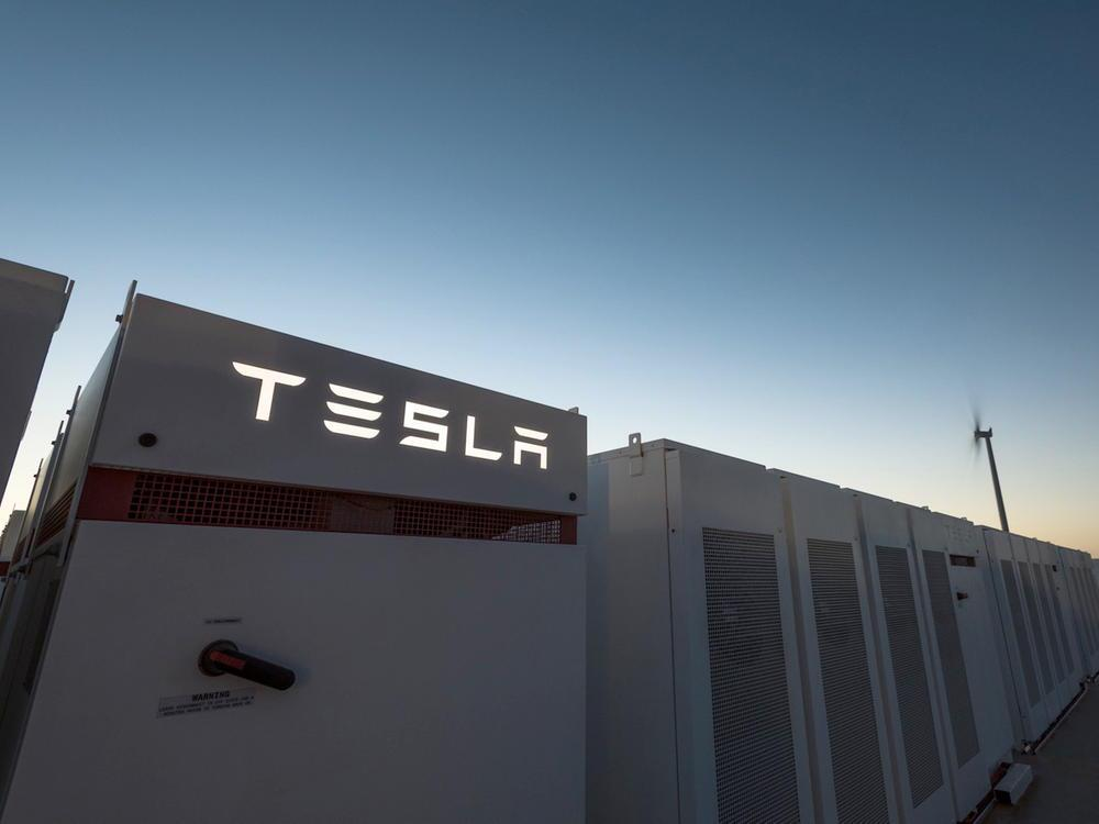 Bild zu Tesla Powerpack