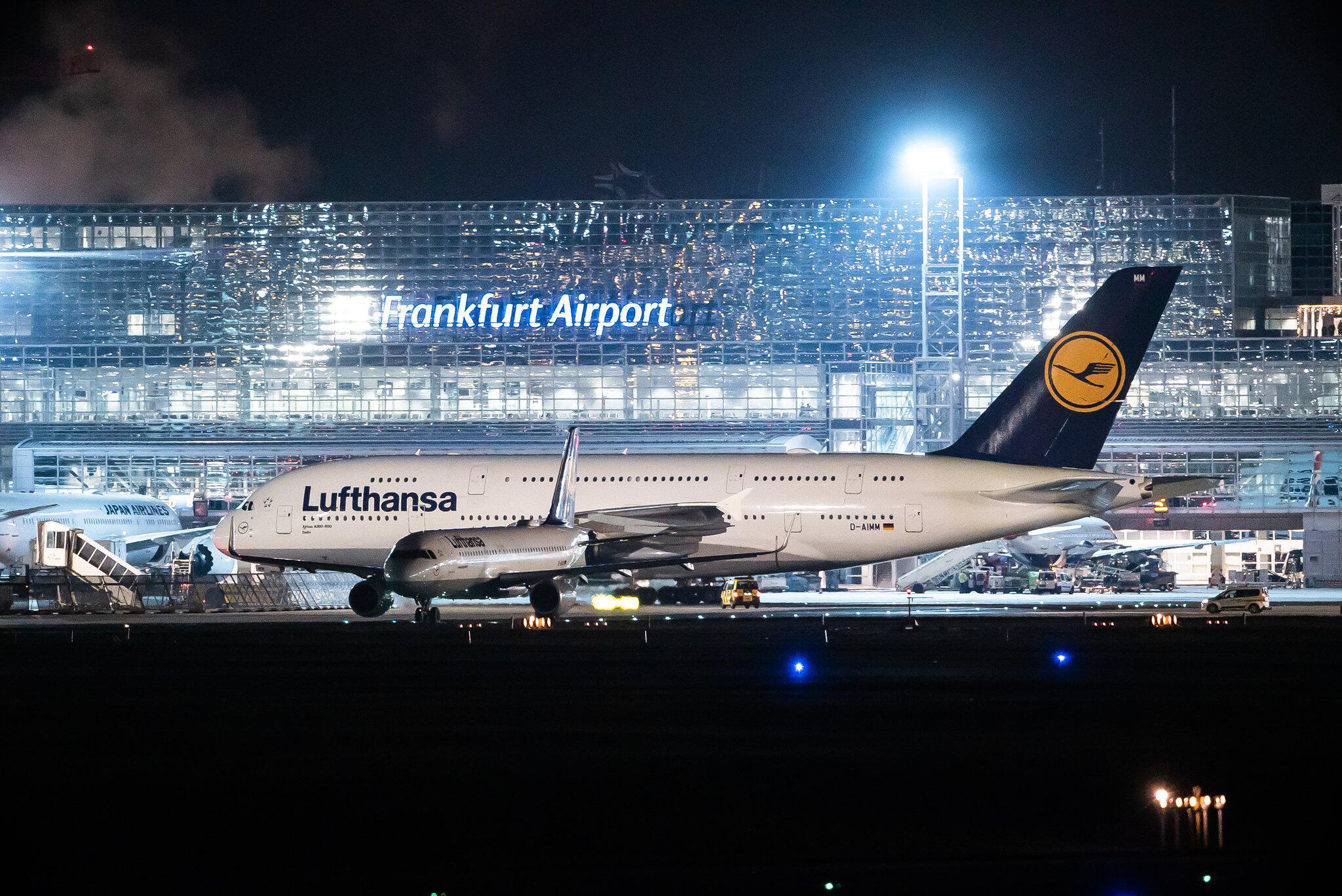 Bild zu Flughafen Frankfurt am Main