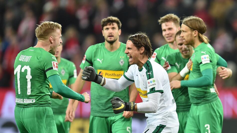 FSV Mainz 05 - Borussia Mönchengladbach