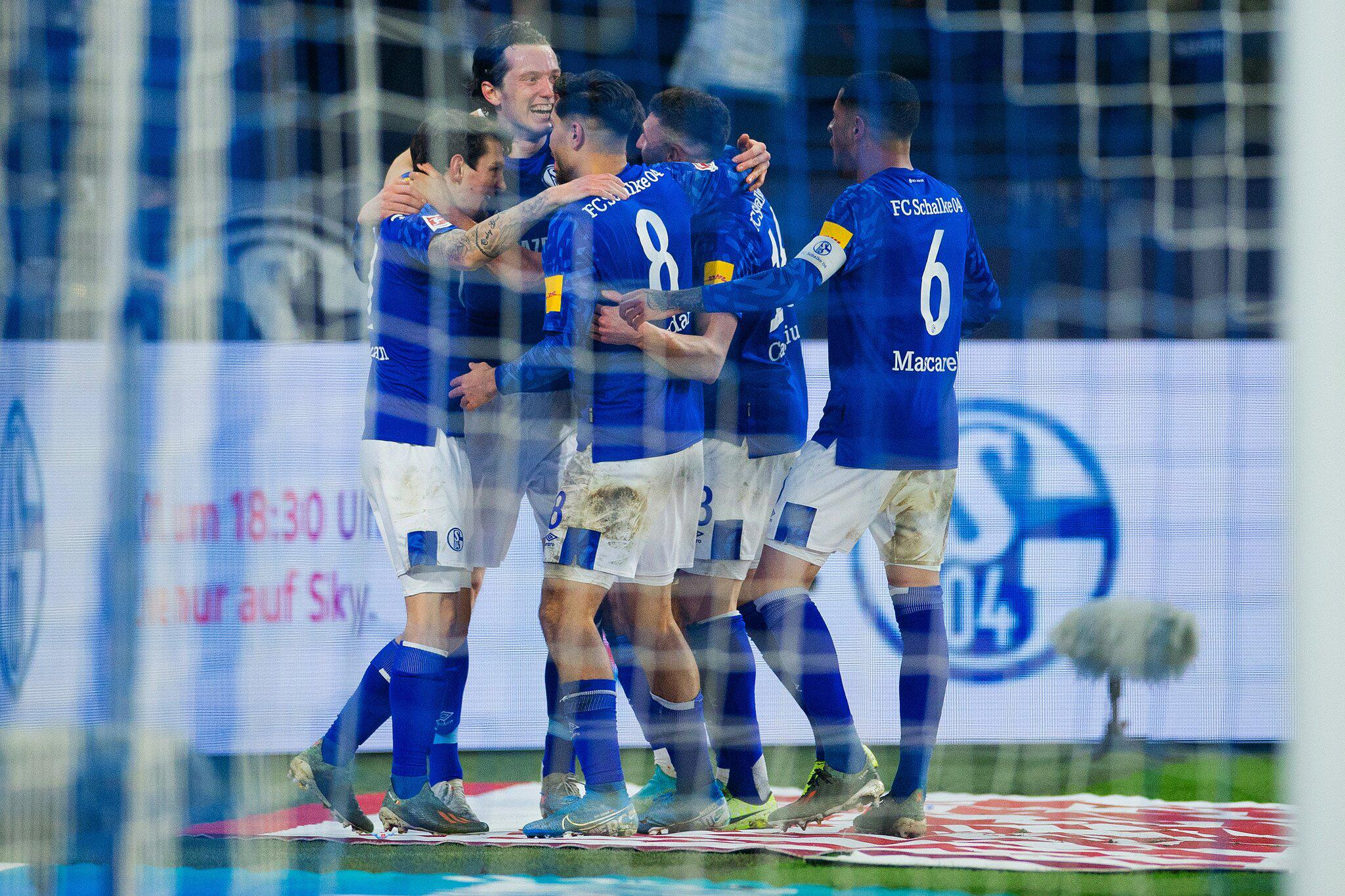 Bild zu FC Schalke 04 - Borussia Mönchengladbach