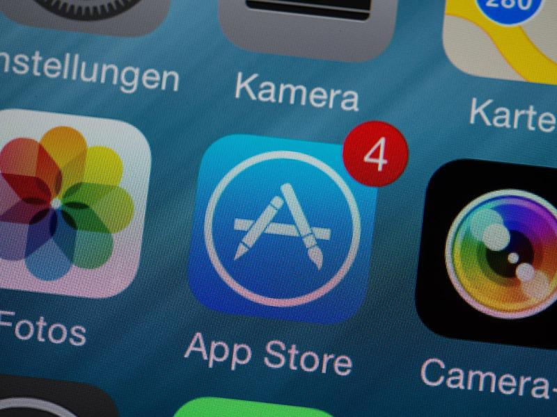 Bild zu App Store von Apple
