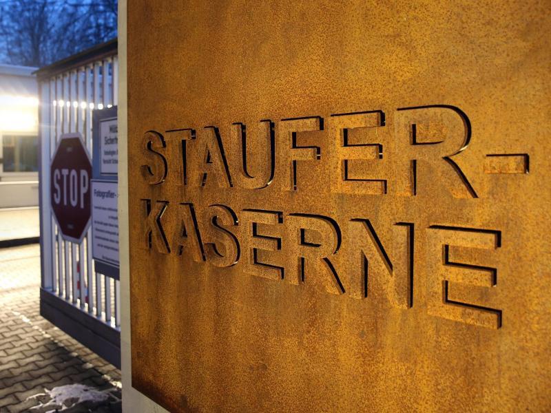 Bild zu Staufer-Kaserne Pfullendorf
