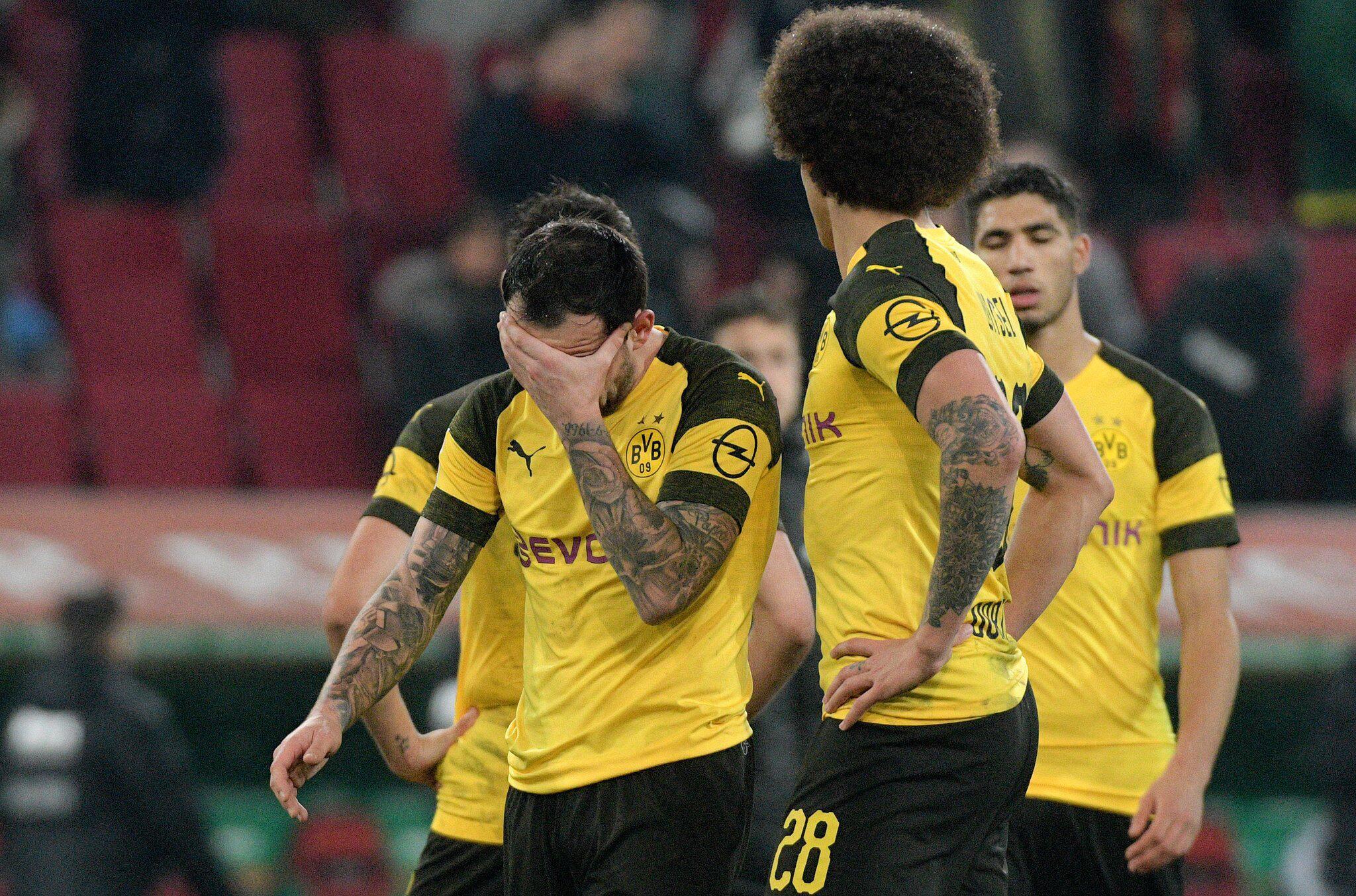 Bild zu FC Augsburg - Borussia Dortmund