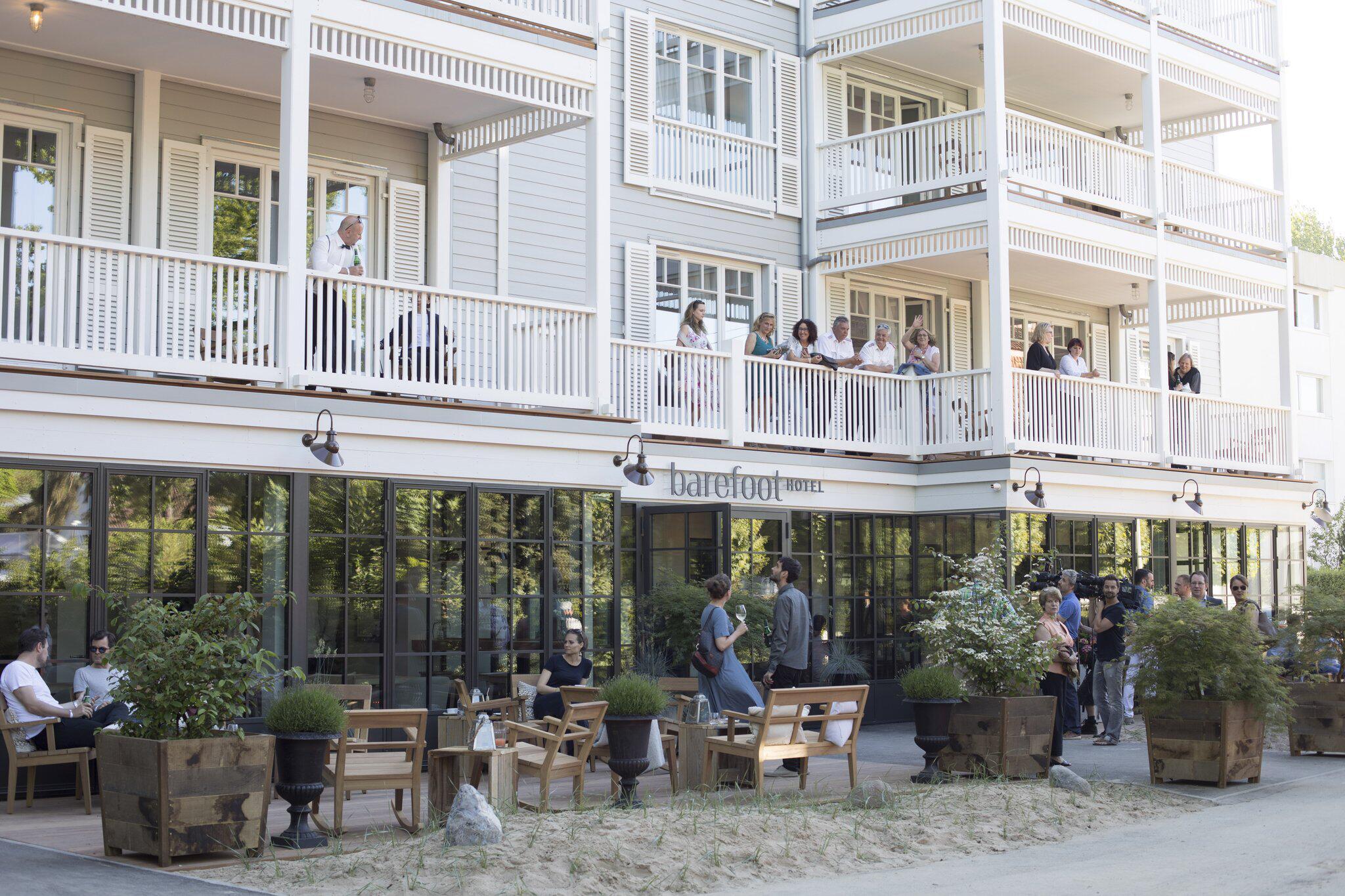 Bild zu barefoot Hotel, Til Schweiger