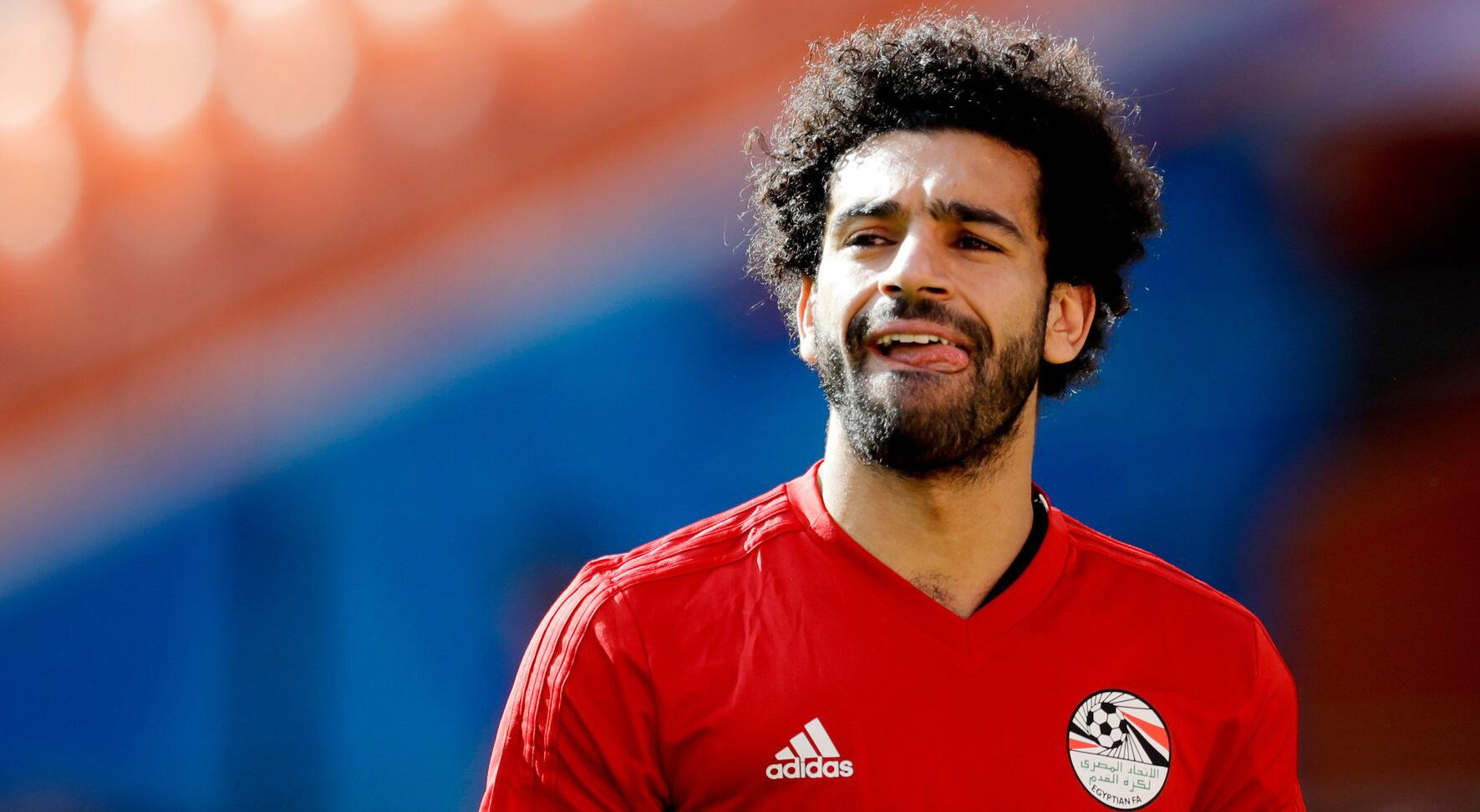 Bild zu WM 2018 - Training Ägypten