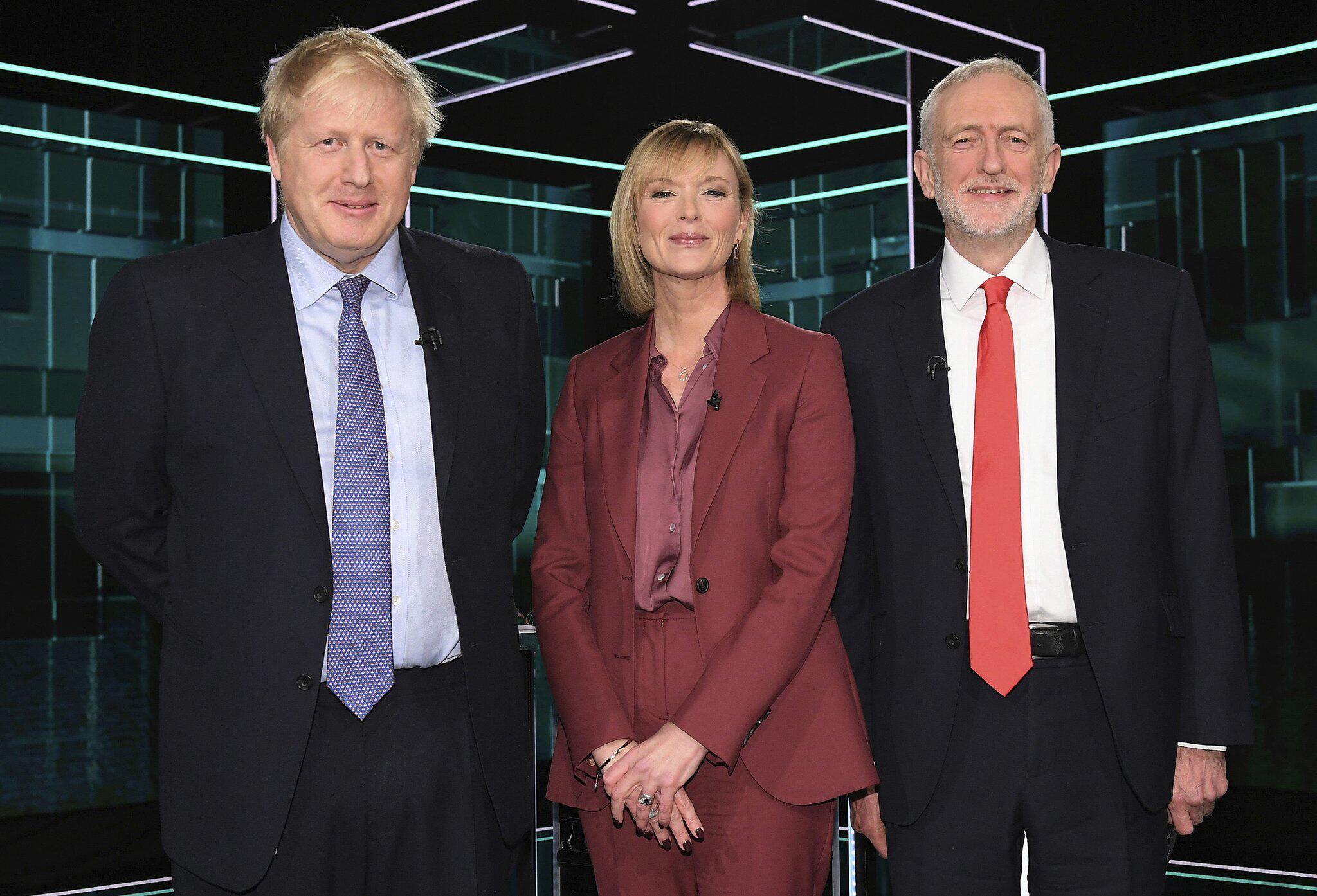 Bild zu TV-Duell im Wahlkampf in Grossbritannien