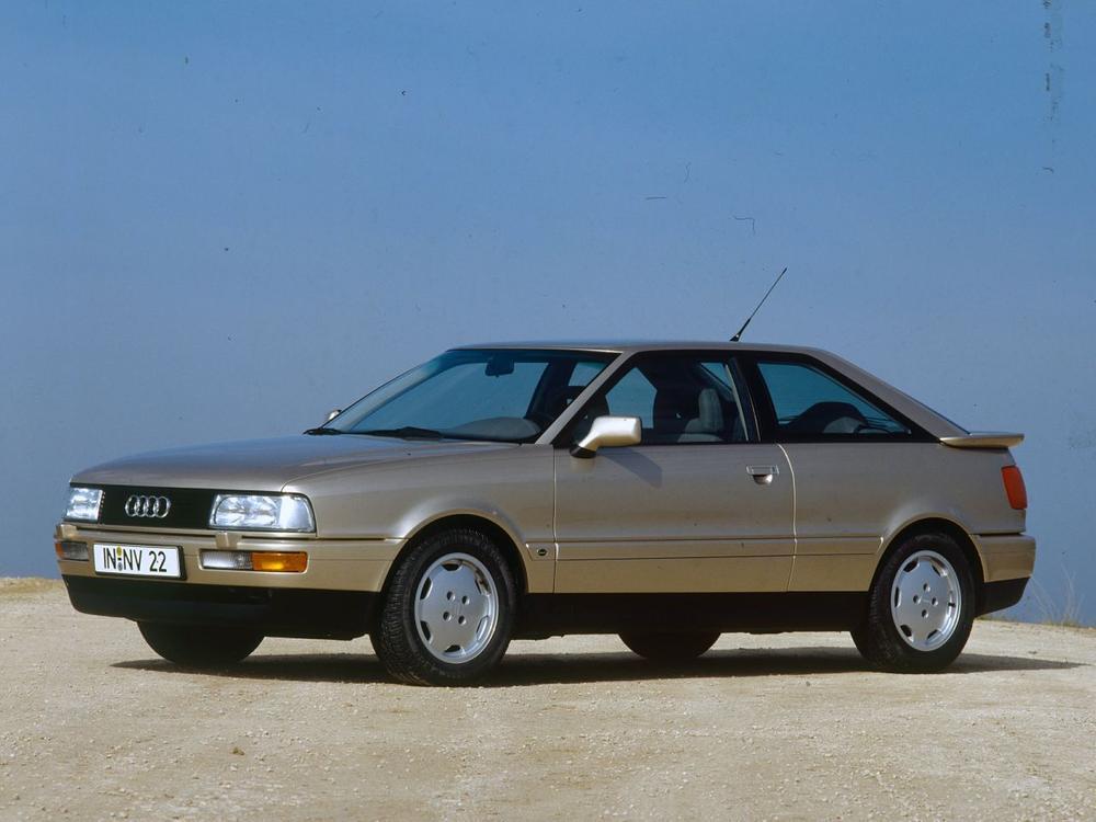 Bild zu Audi 90 B3