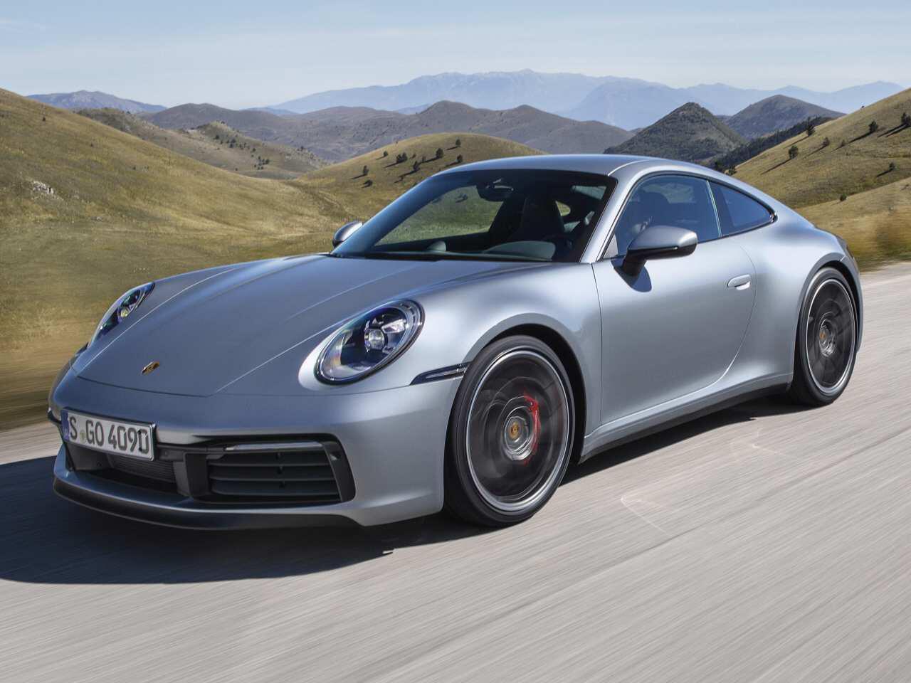 Bild zu Der neue Porsche 911: stärker, grösser und schneller als je zuvor