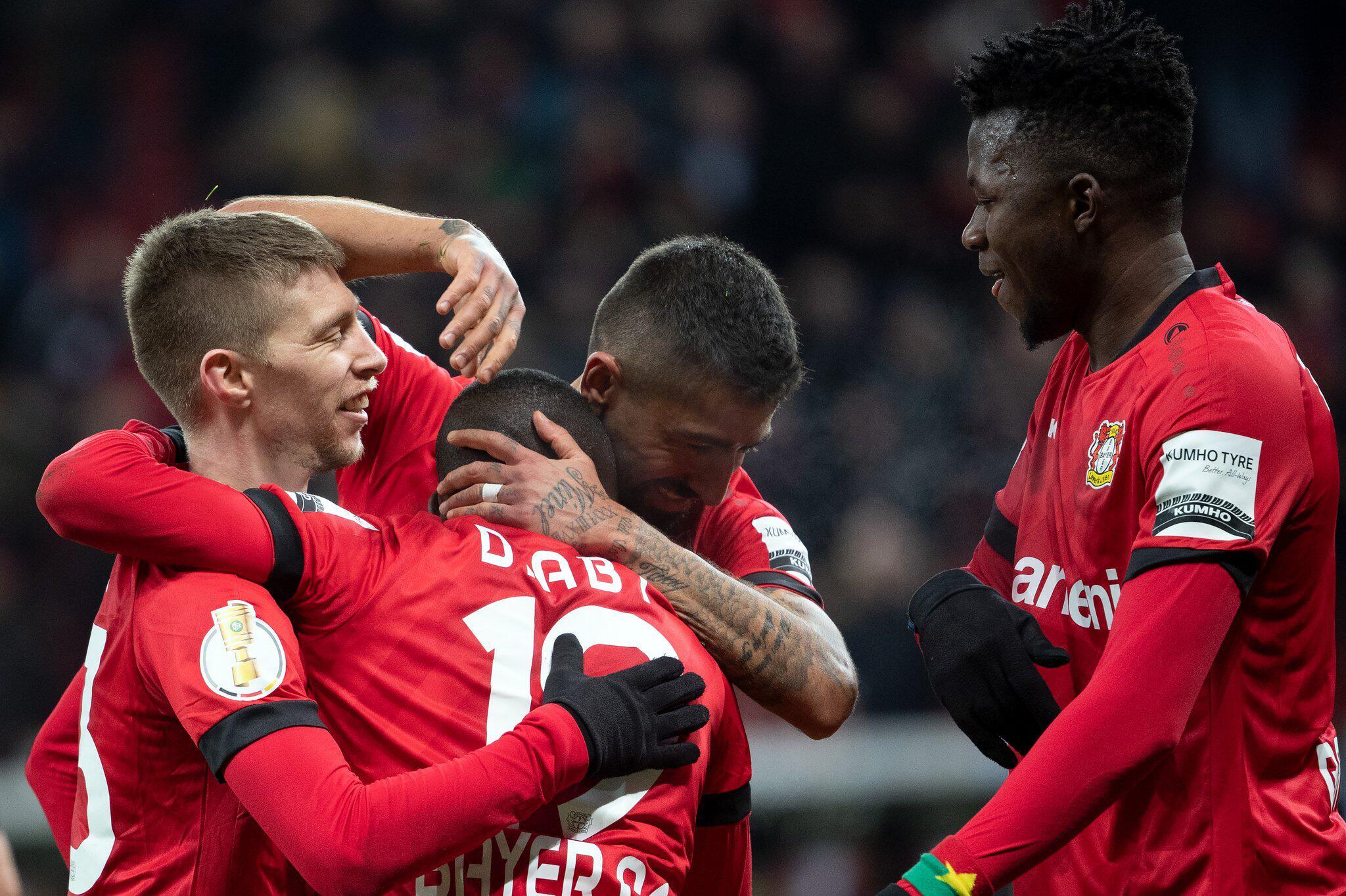 Bild zu Bayer Leverkusen - 1. FC Union Berlin