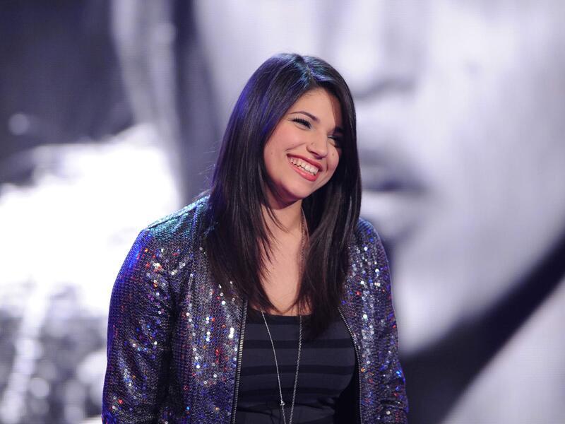 Bild zu Ist froh, es in die Top 10 geschafft zu haben: Yana Gercke.