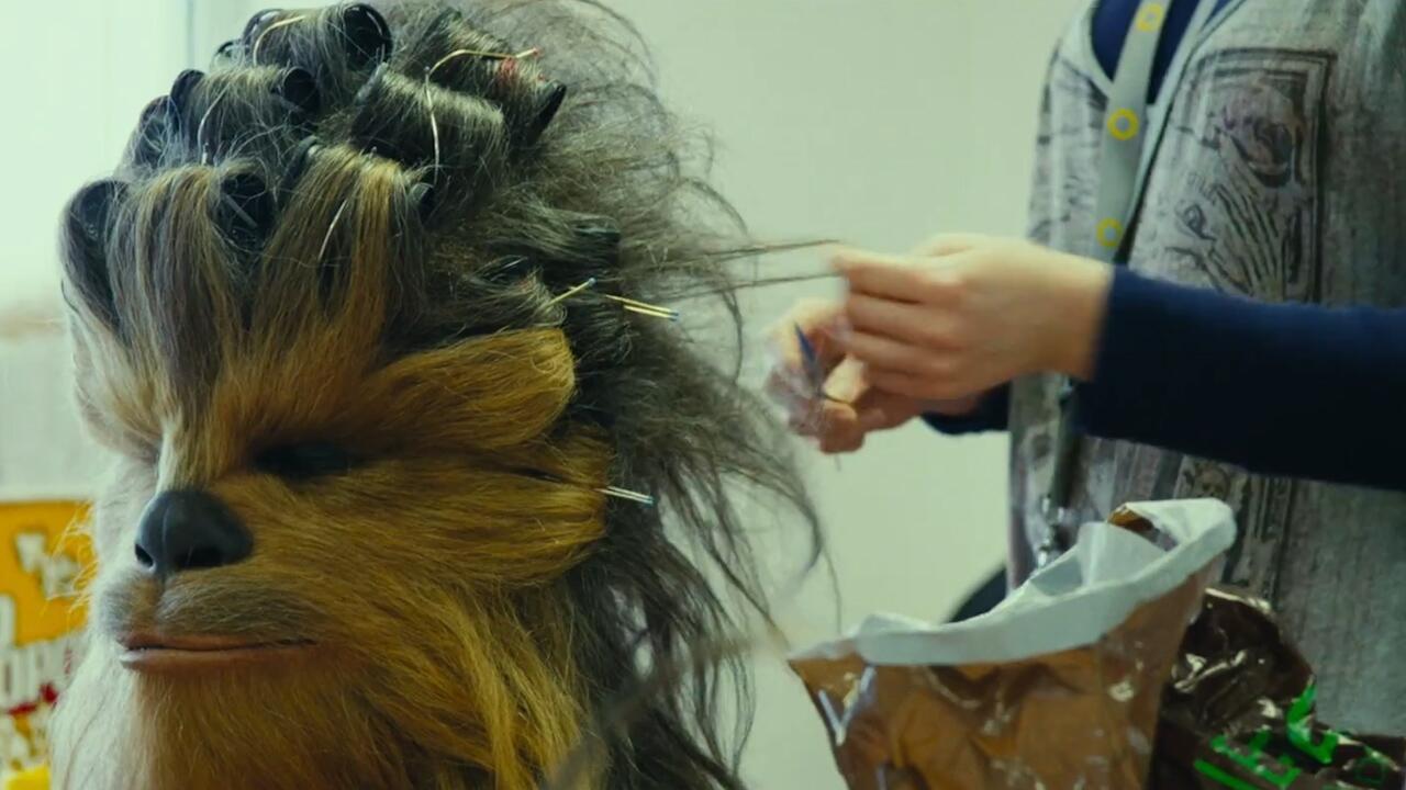 Bild zu Star Wars The Last Jedi
