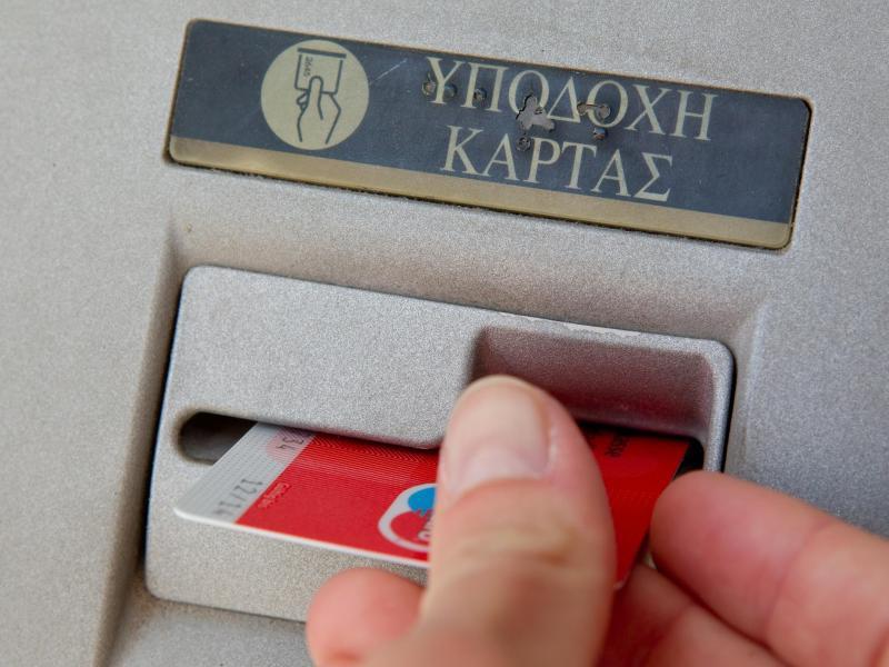 Bild zu Geldautomat