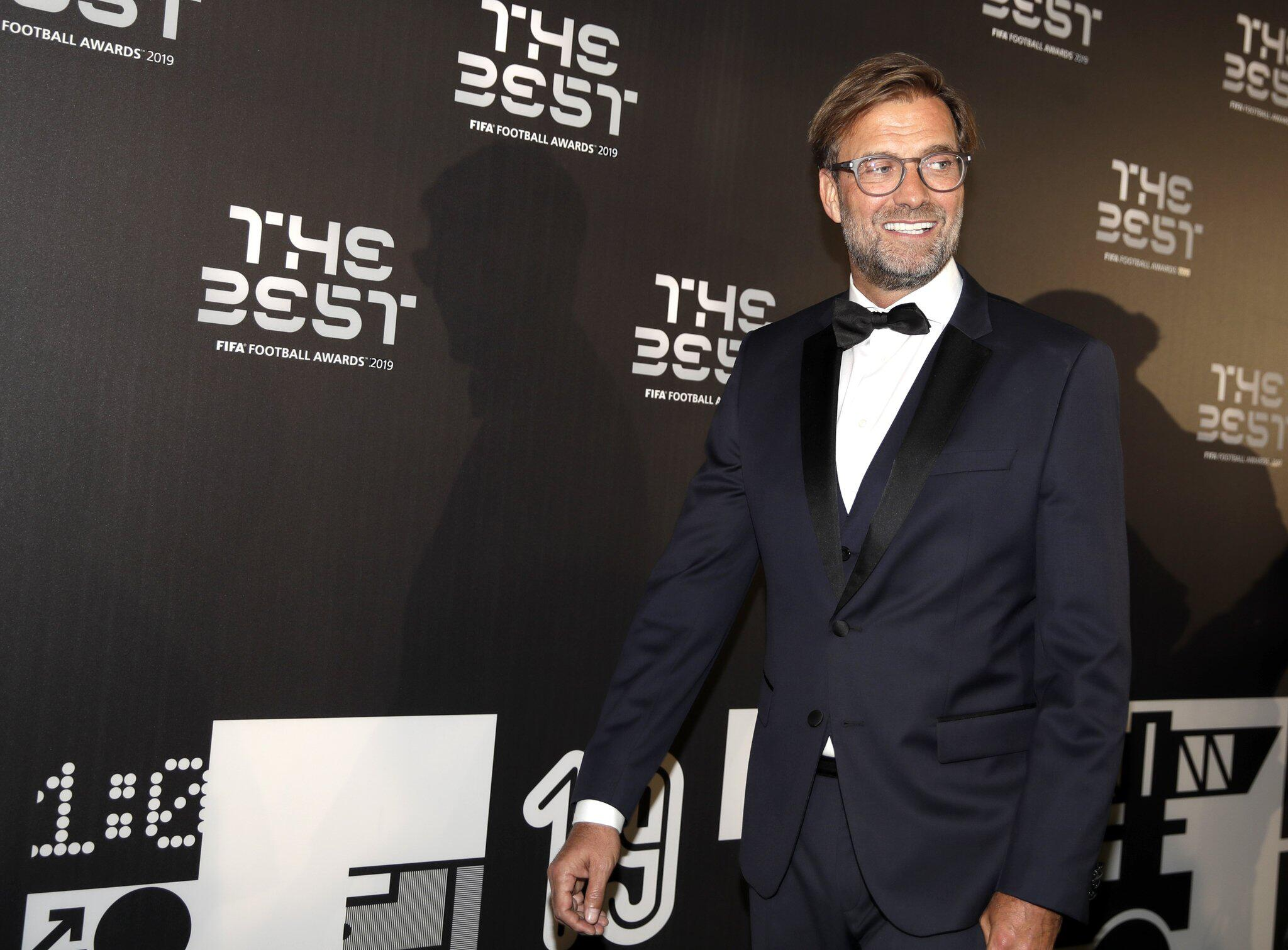 Bild zu The Best FIFA Football Awards