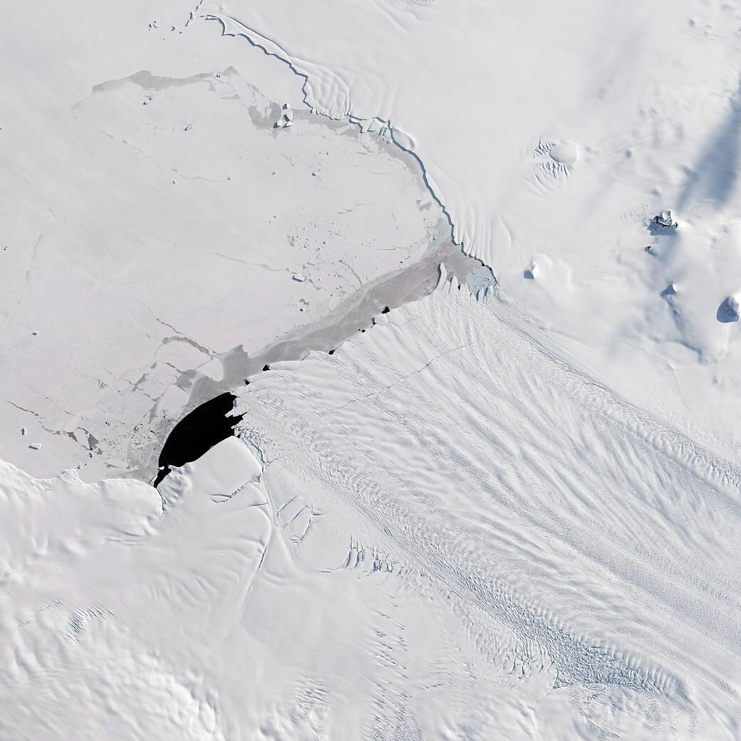 Bild zu Pine Island Gletscher
