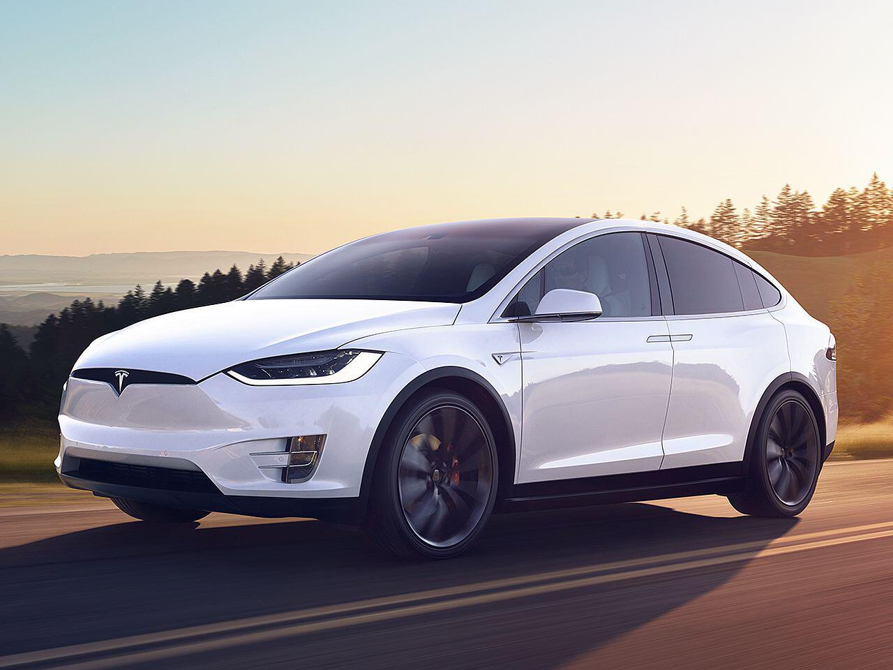 Bild zu Tesla Model X