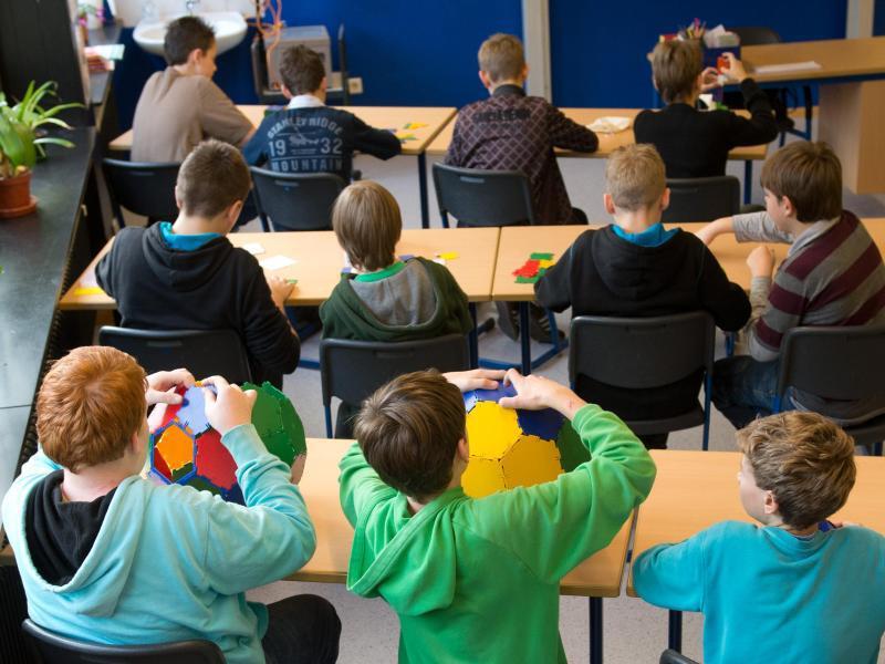 Bild zu Unterricht in einer Ganztagsschule