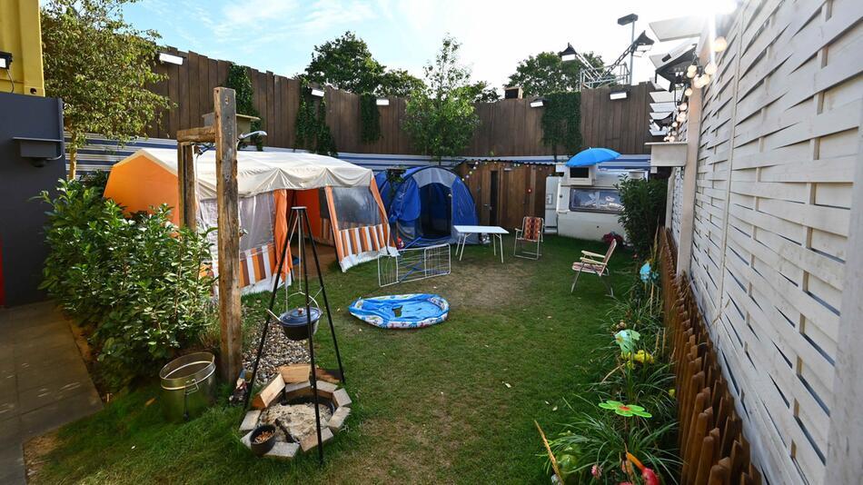 «Promi Big Brother» erstmals auf Campingplatz