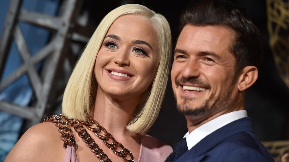 Katy Perry und Orlando Bloom sind seit August Eltern.