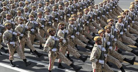 Militärparaden im Iran