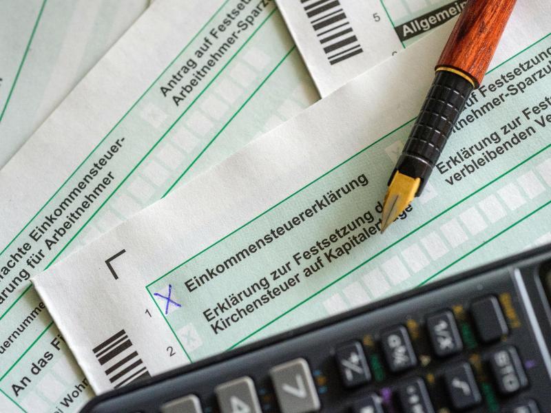 Bild zu Steuererklärung ohne Belege