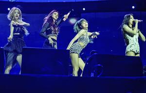 Blackpink, K-Pop, Band, Südkorea, Girl-Band, Empire Polo Club, Coachella Music & Arts Festival
