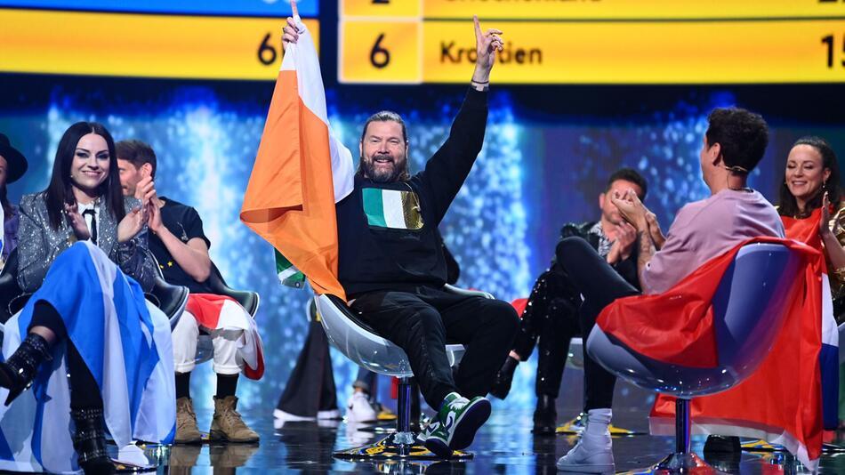 «Free European Song Contest» auf ProSieben